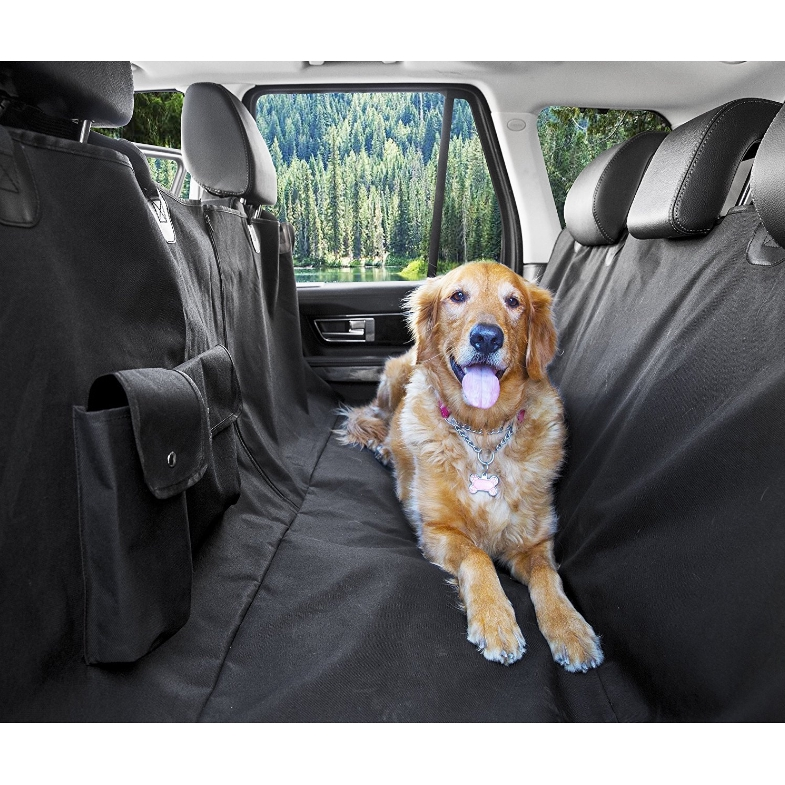Carriers Oxford Fabric Car Pet Seat Cover Dog Back Carrier Waterproof Mat Hammock Cushion Protector Seat Supports
