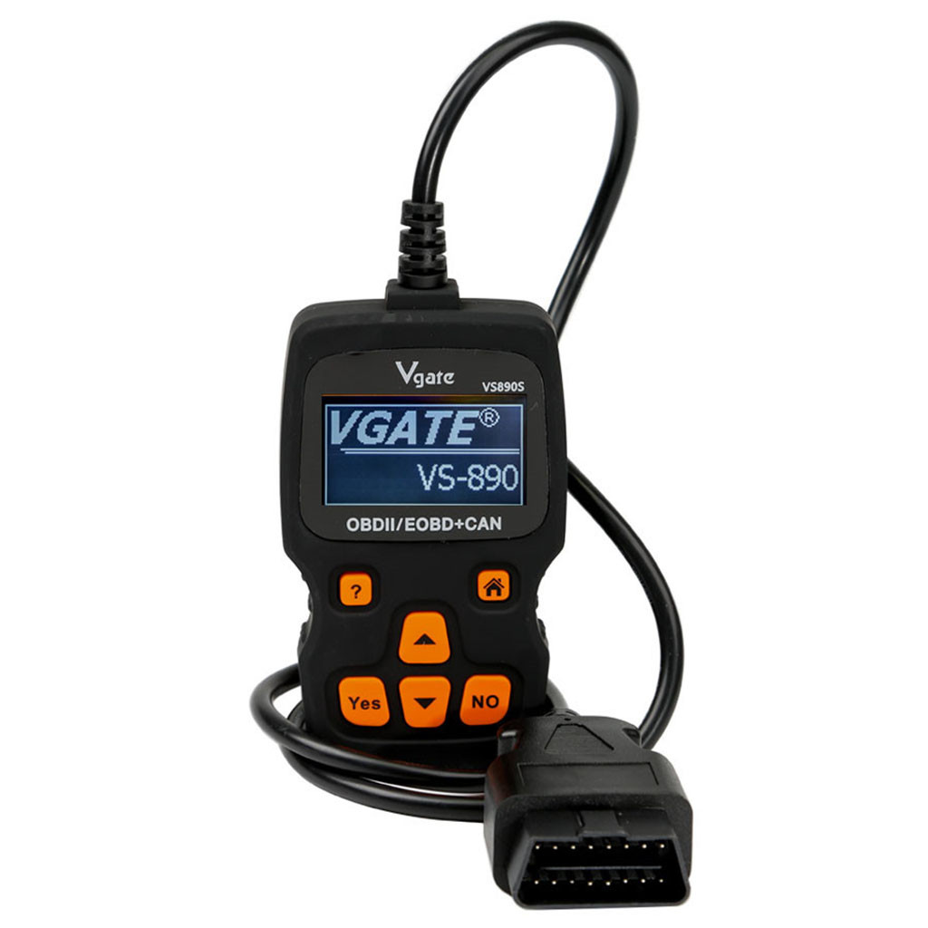 Code Readers & Scan Tools Car Code Reader Launch Diagnostics Auto Scanner Obd2 Vgate Support Multi-Brands Cars Auto Vgate May21