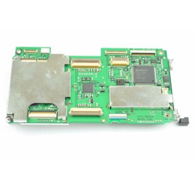 Reparatur Teile Für Canon FÜR EOS 400D Rebel XTi KUSS X Motherboard Main board PCB Enthalten Firmware
