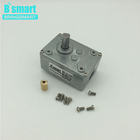 A5840 Motor Reducer Gearbox Reduction Ratio 17 31 50 100 290 505 For A58SW31ZY Worm Gear