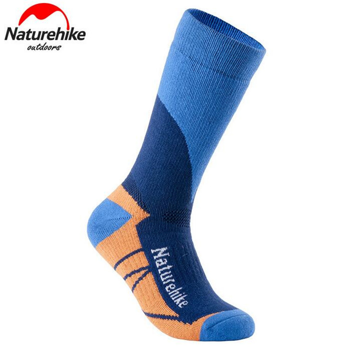 Naturehike Winter Outdoor Sports Stockings Socks Coolmax Breathable Quick Dry Hiking Skiing Snow Socks For Women Men