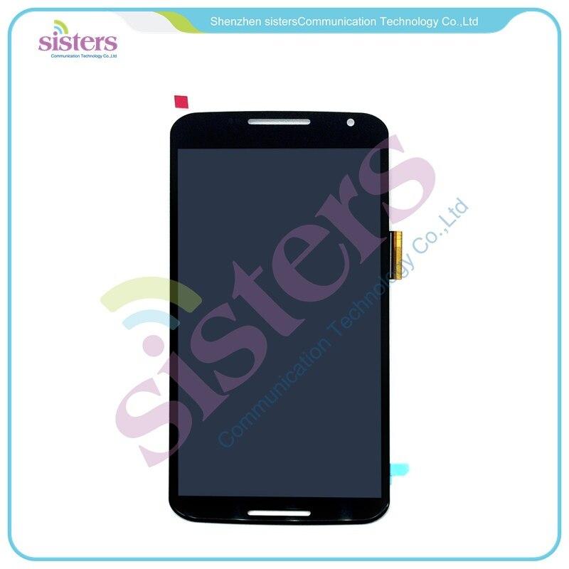 MOTO0109 LCD Display Touch Screen Panel Digitizer Full Assembly Replacement Repair Parts For Motorola Google Nexus 6 XT1100 XT1103 (9)