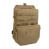 Tactical Vest Hydration Pack MOLLE Backpacks for Hunting Shooting Hiking, Biking, Running, Walking and Climbing