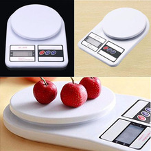 10kg/1g Digital LCD Electronic Kitchen Scale Food Weighing Postal Scales Cooking Measure Tools 10000g