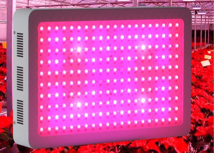 High Power 600W LED Plant Light 9 Bands Full Spectrum Led Grow Light 100% Quantity Medical Veg& Flowering