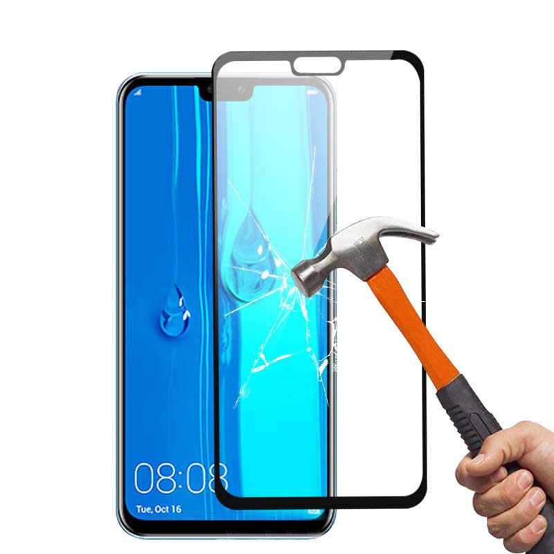 Tempered Glass For Huawei Y6 prime 2018 P30 Lite P20 Pro Mate 20 Lite Y9 P Smart 2019 Nova 3i Screen Protector Protective Glass