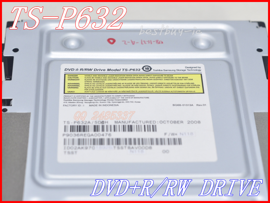 New TS-P632 DVD Drive TS-P632A/SDBH Laser Lens Replacement For Samsung Player/Recorder overview TS P632 Mechanism ASSY In Stock 1 pc new replacement tv remote control for samsung ak59 00172a for dvd blu ray player bd f5700 without battery
