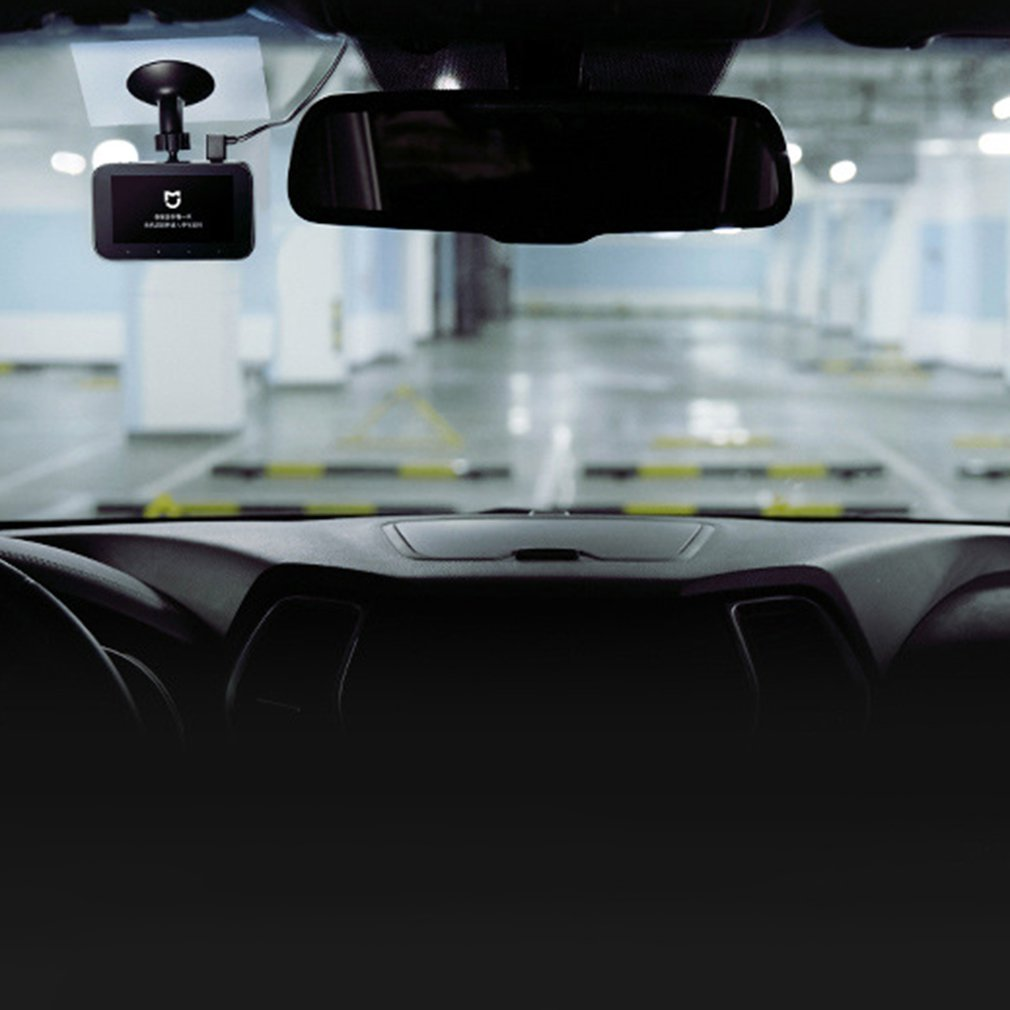 Xiaomi Mijia Carcorder 1 S Smart DVR 1080 P Camera 3D Auto Rijden Recorder Ruisonderdrukking IPS Screen Lokale Voice controle - 6