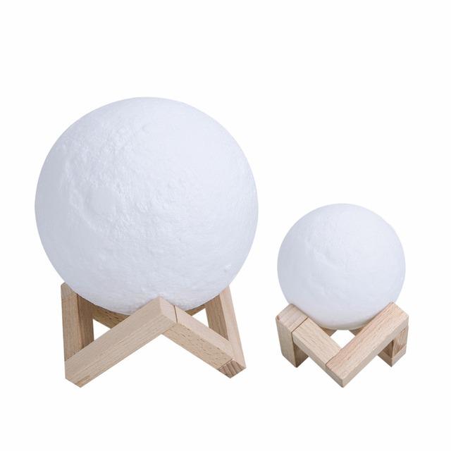 Moon Shaped Table Lamp