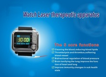 Laser Therapy HOEKO 650nm laser Low frequency laser rhinitis/anti-snore apparatus,Rhinitis Laser Therapy Massager Machine