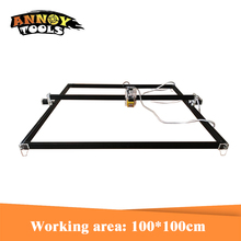15w 15000mW Laser Engraver,Laser cutter,100cm*100cm working area Engrave Machine with TTL/ PWM cutting machine