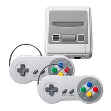 HDMI / AV Mini Retro TV Game Console 8Bit Classic Built-in 621 Games Controller HD two-player mini-game consoles NES