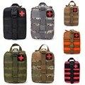 CQC тактический EDC Molle медицинский мешочек IFAK утилита EMT Первая помощь спасательная сумка аварийный страйкбол  милитари  охота сумка