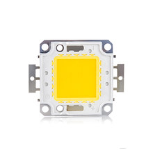 Chips LED blancos calientes DC 12V 36V alta potencia LED COB proyector Chip matriz para reflector 3W 10W 20W 30W 50W 100W(China)