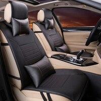 High Quality Pu Leather Universal Car Seat Covers 5 Seats Cushion For SUZUKI GSXR 1300 Hayabusa