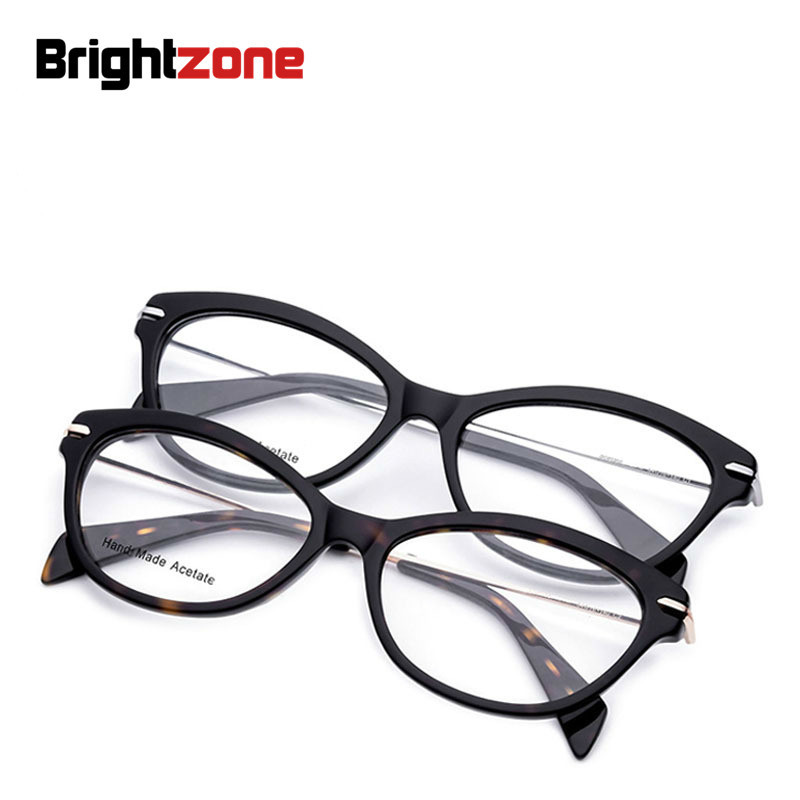 leopard Gläser Brightzone Grad Mode Black Gozluk Optik Brillengestell brillen Prallplatte Katze Rahmen Brillen Einstellbare zHwfzqOa