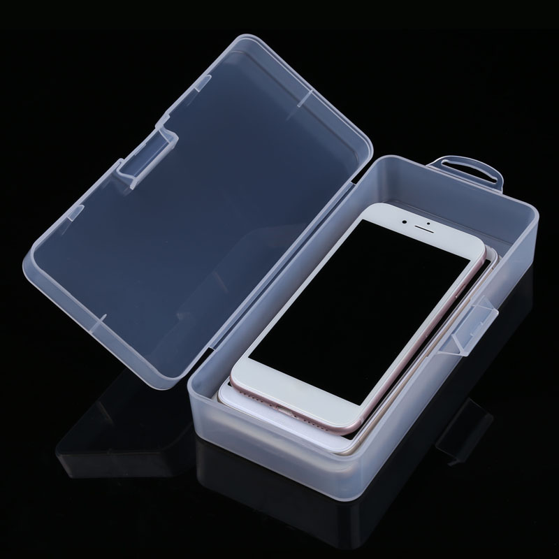 Portable Practical Electronic Components Screw DIY Tools Plastic Box Removable Storage Screwdriver Tool Case