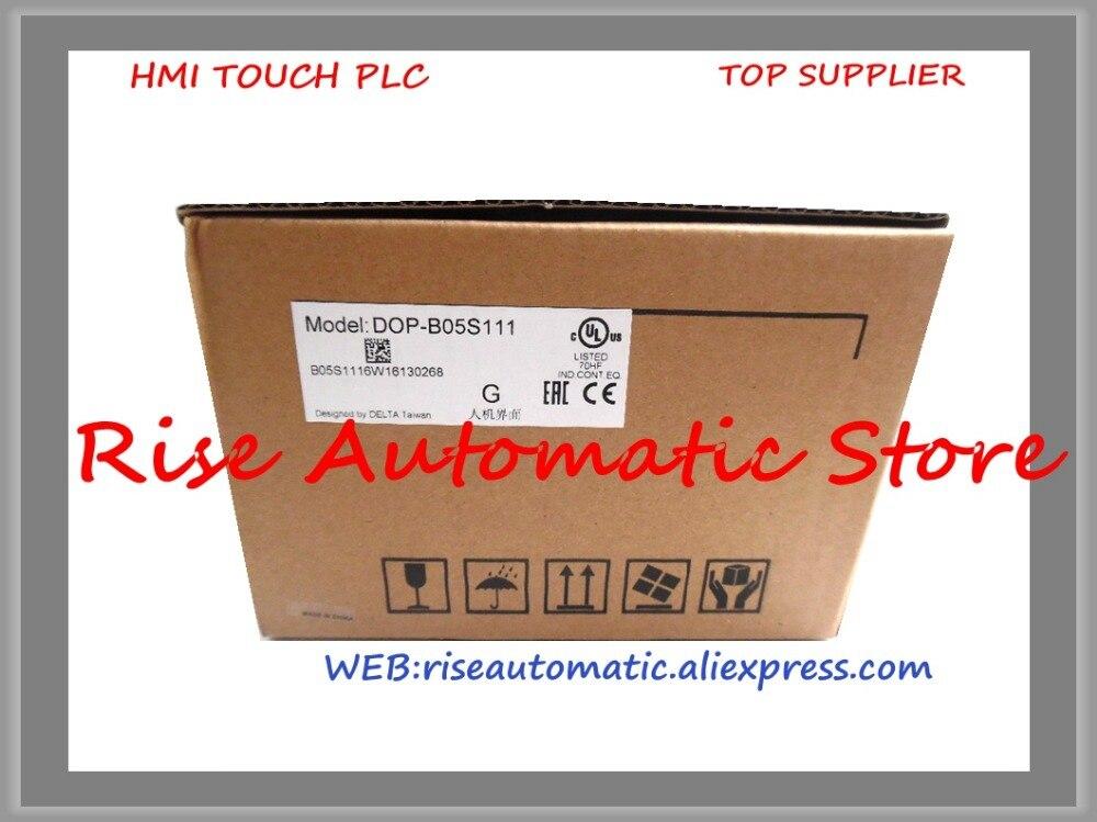 Nouveau écran Tactile D'origine DOP-B05S111 5.6 pouce 320*234 1 USB Hôte de haute qualité remplacer DOP-AS57BSTD
