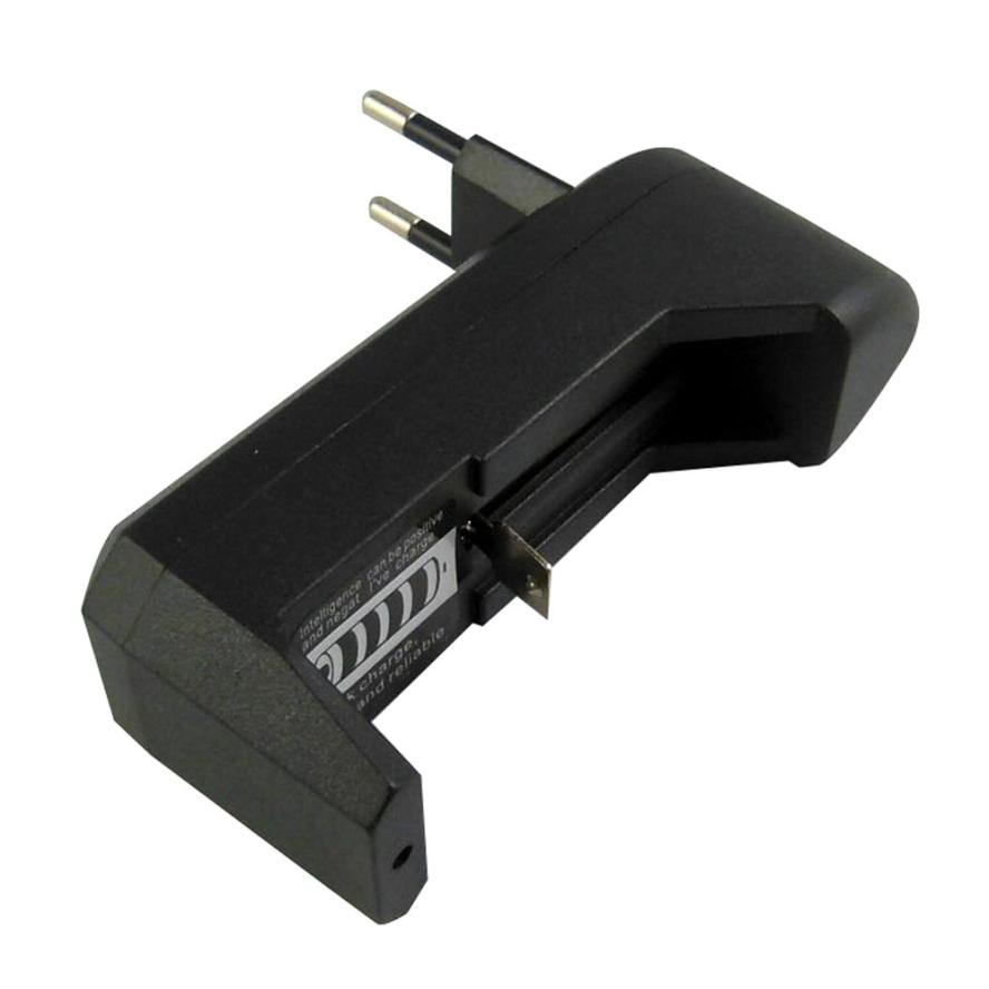 EU Universal Charger For 3.7V 18650 16340 14500 Li-ion Rechargeable Battery Hot_KXL0812