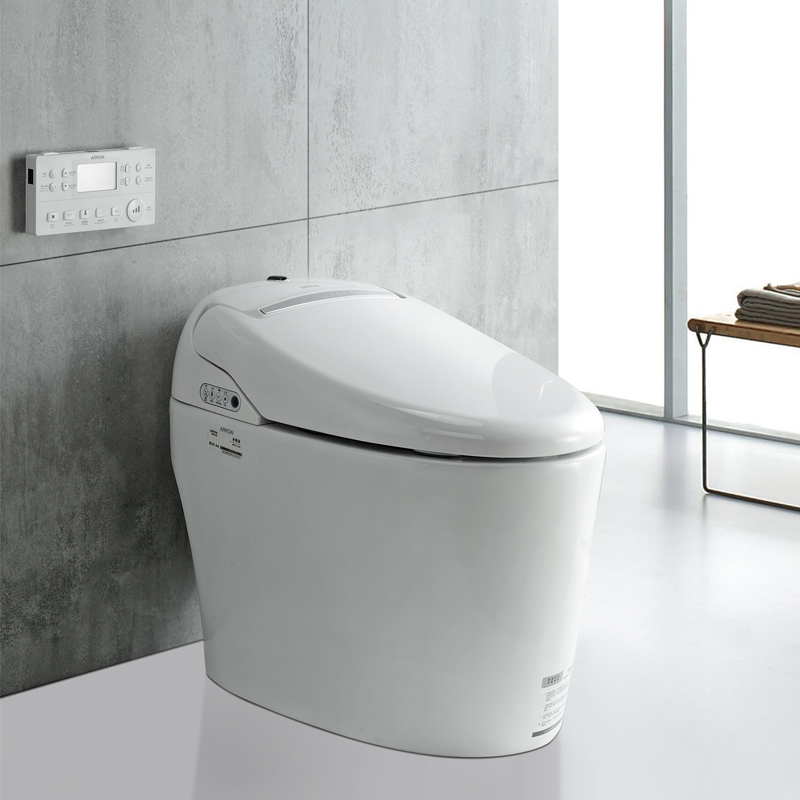 Bathroom Without Water Tank Intelligent Toilet Seat