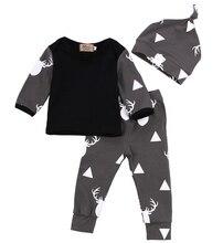 Cute Newborn Baby Girl Boy Clothes