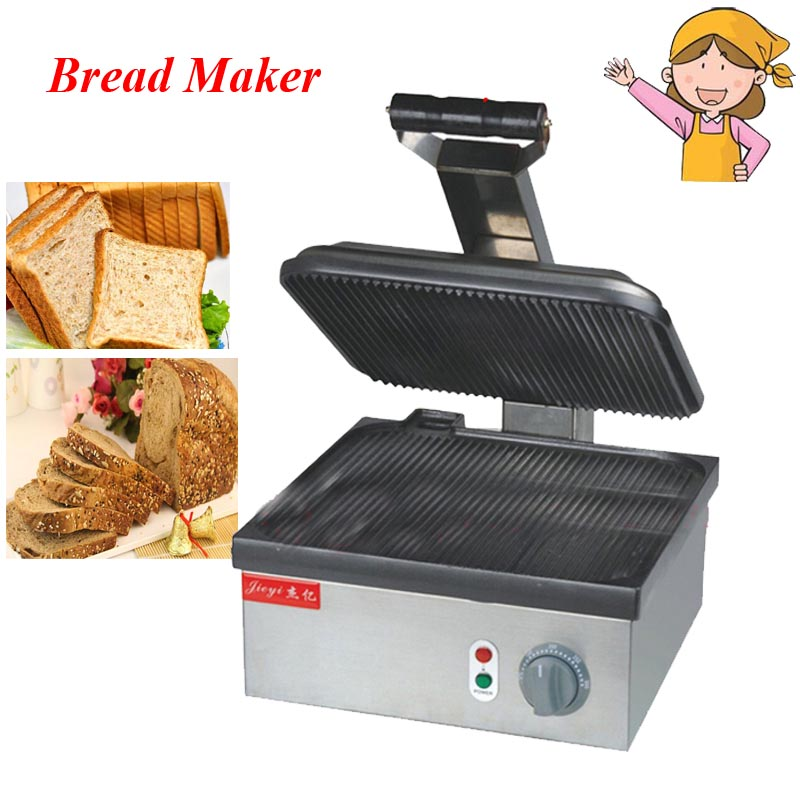 Bread Maker Toaster Home Smart Bread Machine Household Bread Toaster Flour Bread Making Machine FY-2215 pizza bread skin bread roll skin spring roll machine making machine with one mould