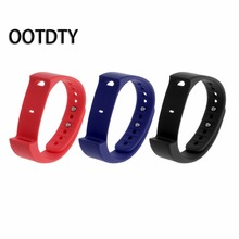 US $1.96 18% OFF| 1 PC Original Iwown i5 plus Smart Black/Red/Blue Bracelet Strap Replacement Band Strap for Smartband Iwown i5 plus Wristband-in Smart Accessories from Consumer Electronics on Aliexpress.com | Alibaba Group