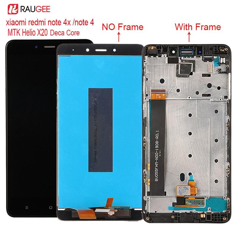 Aliexpress.com : Buy For Xiaomi Redmi Note 4X/4 LCD