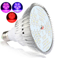 Color Change LED Grow Light 100W 150LED Full Spectrum Plant Lamp For Hydroponics Greenhouse Indoor Plant Flower Vegetables Herbs