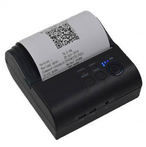 58mm Portable Bluetooth 4.0 Wireless Receipt Thermal Printer