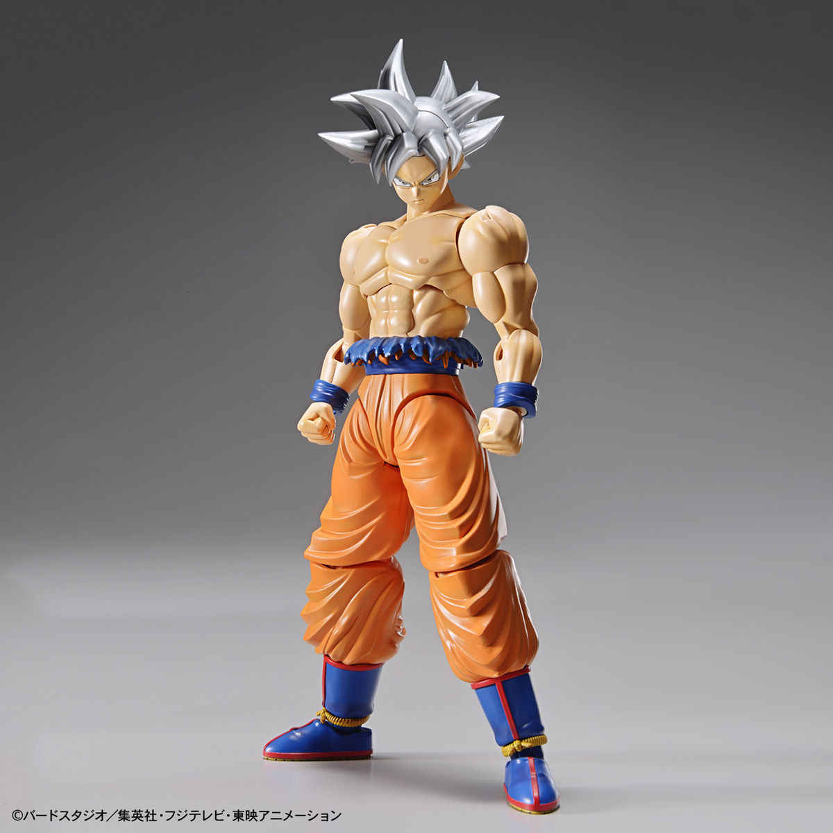 Dragon Ball Super Ultra Instinct Broli Goku PVC Action Figure Model Kid Poppen Figurals Collectible