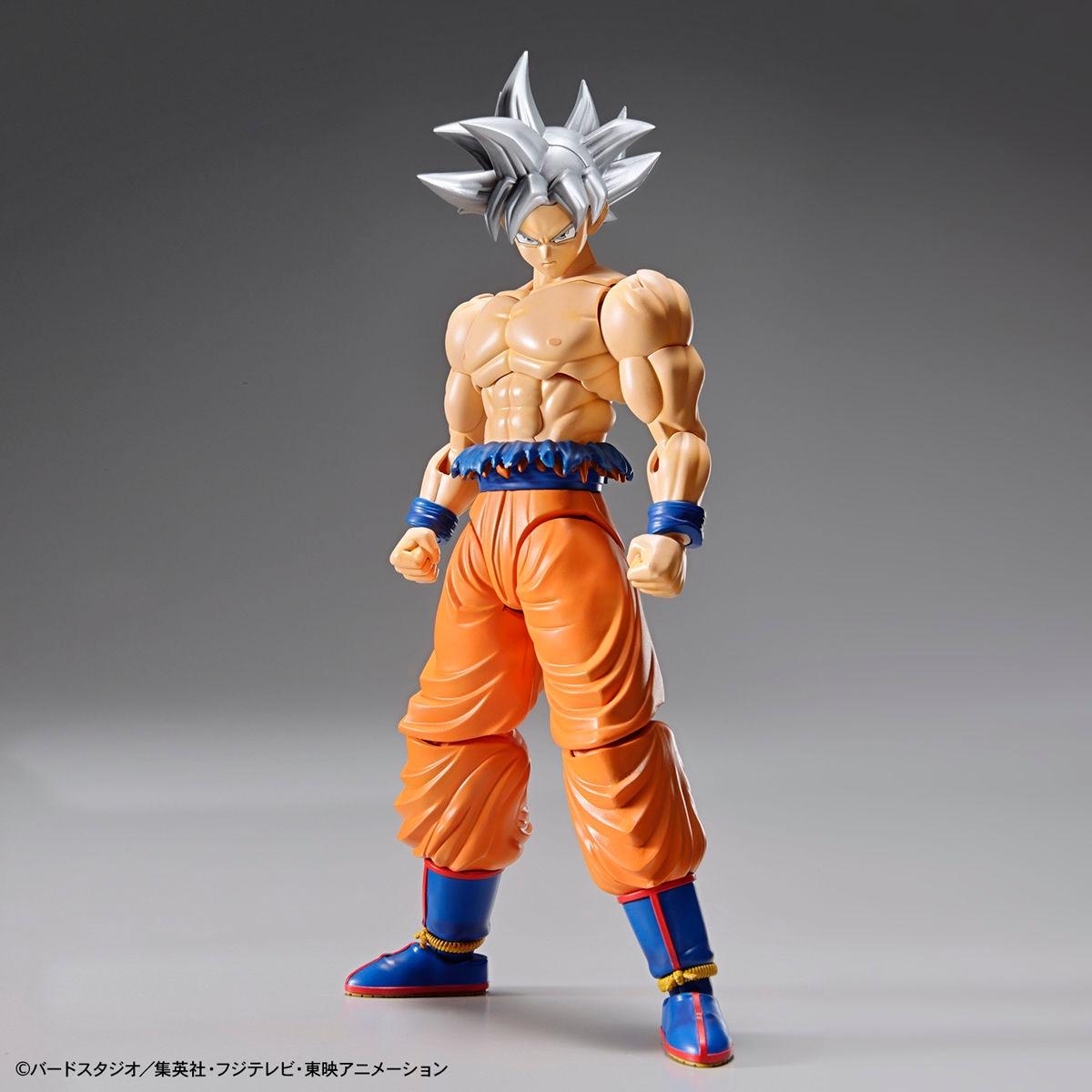 Dragon Ball Super Ultra Instinct Broli Goku PVC figurine modèle enfant poupées figurales à collectionner