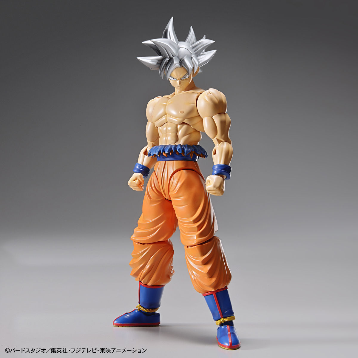 Dragon Ball Super Ultra Instinct Broli Goku PVC figurine modèle enfant poupées figurales à collectionner