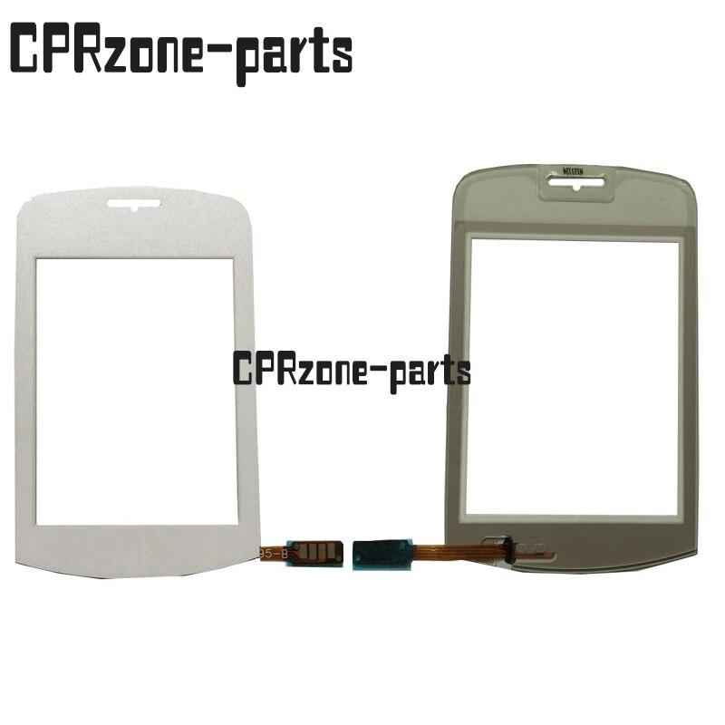 100% Garantie Noir et blanc Écran Tactile digitizer Verre pour Philips X518 par livraison gratuite