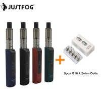 Cigarrillo electrónico Original Justfog P16A Kit batería de 900mah con tanque claromizador 2ML Vape Kit de pluma vaporizador vapeador a Vape