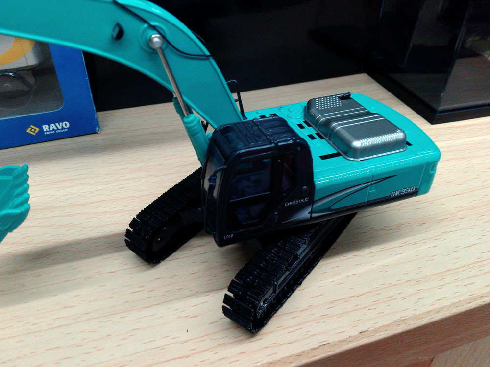 1:50 SK330-8 гидравлический экскаватор