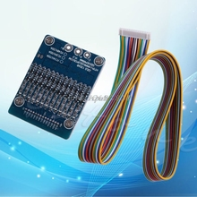 SIV Li Ion Lithium Zelle 20A 18650 Batterie Schutz BMS PCB Board Balance 13S 48V Whosale & Dropship