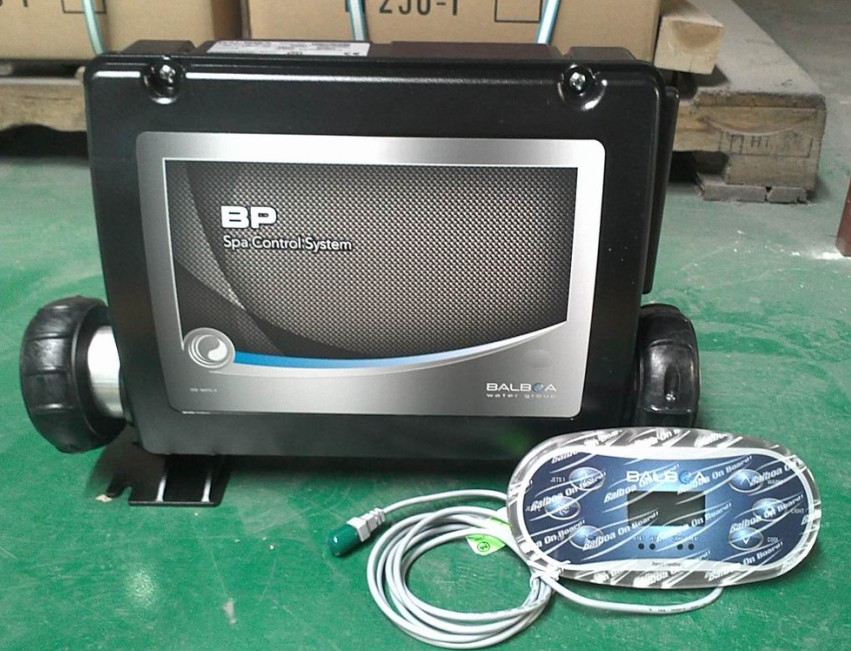 Scatola di controllo vasca idromassaggio Balboa pack BP6013G2 + display pannello TP600 per 2 pompa spaScatola di controllo vasca idromassaggio Balboa pack BP6013G2 + display pannello TP600 per 2 pompa spa