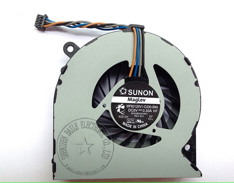 50pcs/lot Brand new cpu fan for HP 4436S 4435S 4430S 4331S 4436 laptop new 4431S 4331S  4436 cpu cooling fan cooler