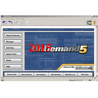 Auto Repair Software Mitchell On Demand Software 2015V Latest Version Car Repair Data Software In 250gb