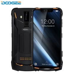 Модульный усиленный сотовый телефон DOOGEE S90 IP68/IP69K, 6,18 дюйма, 5050 мАч, 6 ГБ 128 ГБ, Helio P60 восемь ядер, Android 8,1, телефон с камерой 16,0 м