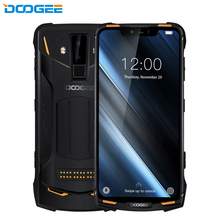 DOOGEE S90 IP68/IP69K Modular Rugged Mobile Phone 6.18 inch 5050mAh 6GB 128GB Helio P60 Octa Core Android 8.1 16.0M Camera Phone