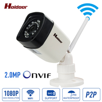 IP Cam 1080P Wifi HD 1920 1080 2 0MP IR Network CCTV Video Surveillance Audio Security