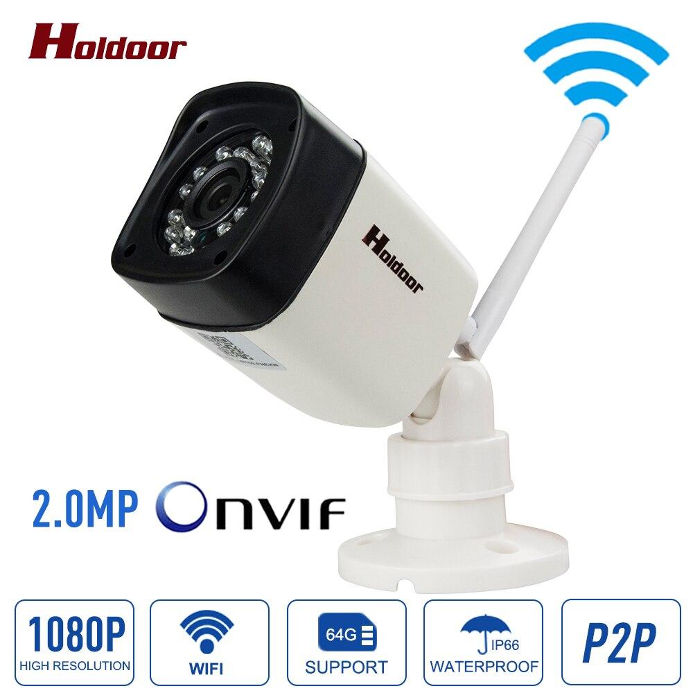 bilder für IP cam 1080 P wifi HD 1920*1080 2.0MP IR netzwerk CCTV videoüberwachung sicherheit ip-kamera ONVIF tag/nachtsicht indoor webcams