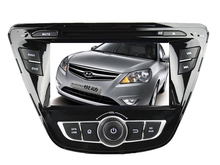 free shipping 7Inch font b Car b font DVD Player for Hyundai Elantra 2014 2015 Bluetooth