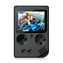 168 Classic Games Retro Mini Portable Handheld Game Player 3.0 Inch 8-Bit Support TV Output Video Game Console Kids Best Gift
