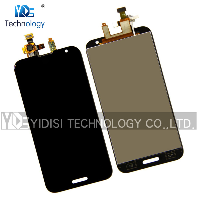 ФОТО 1PCS Original LCD With Digitizer Assembly For LG Optimus G Pro F240 E980 E985 E988 LCD Display Touch Screen Replacement