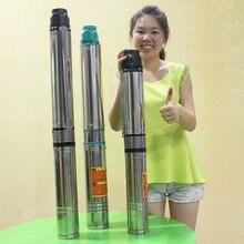 Нержавеющая сталь скважины насосы для глубоких скважин насос погружающийся насос Сделано в Китае