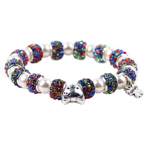 Bonsny Cat Bracelet Women...