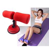 Sit Up Bars Strong Suction Abdominal Core Workout Strength Training Situp Assist T Bar Stand Fitness Equipment for Home Gym